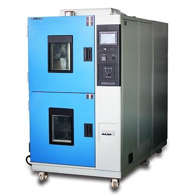 高低温冲击试验箱实验过程高效便捷